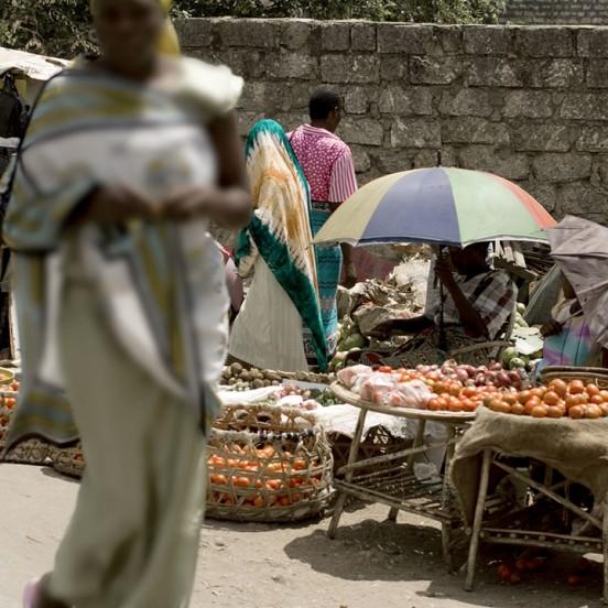 Mercato in Kenya
